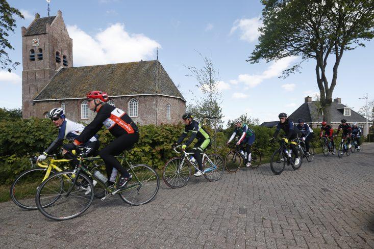 LEEUWARDEN E.O. , 11-05-2019 , Henk Angenent Classic 2019 ,  wielerklassieker , foto: Henk Jan Dijks
